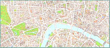 The Scape map of London, find out more.
